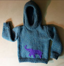 Infant Uffalent Sweater
